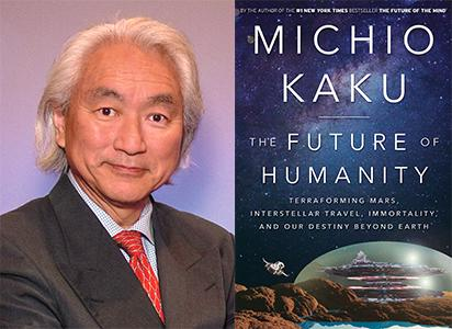 Michio Kaku -The Future of Humanity