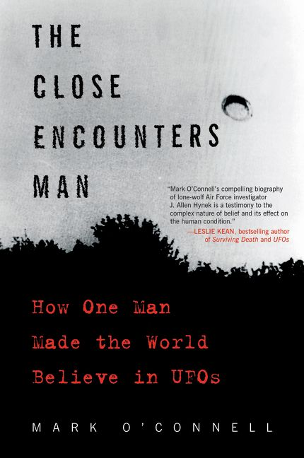 Mark O'Donnell – The Close Encounters Man