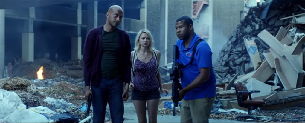 Key & Peele : Alien Imposters sur Comedy Central