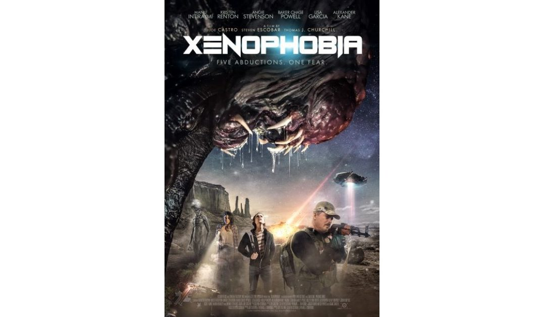 Xenophobia Official Trailer