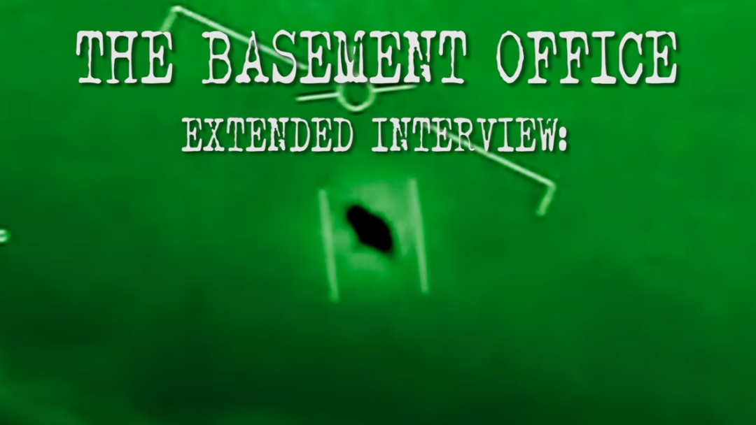 The Basement Office | Tim McMillan on UFOs, Roswell and Department of Energy
